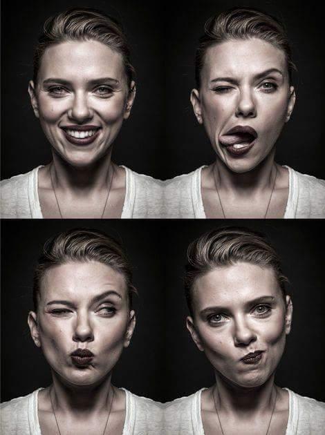 Scarlett Johansson (33) Happy Birthday