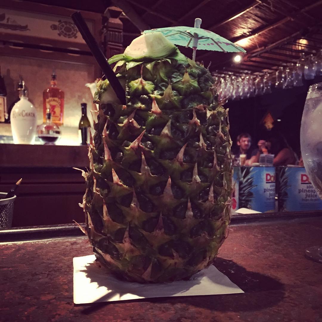 @DrunkAtdisney It's okay. We had fruit a...