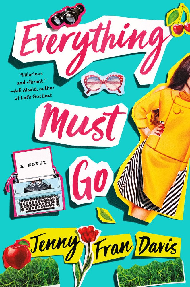 "test Twitter Media - Jenny Fran Davis '17 has become a published author with the fall release of her debut novel, ""Everything Must Go."" Read our Q&A with Jenny: https://t.co/f4ZMVrAnUN https://t.co/m9cYdREPOx"