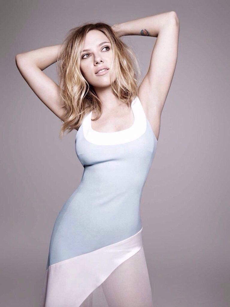 Happy 33rd Birthday Scarlett Johansson