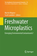 Thankful for being part of this team. Led by @martiwag: #openaccess book - freshwater #microplastics - free online! Contributions by @nannahartmann, @jessepharrison, @JohannaKramm, @5gyres #streamecology #anthropogeniclitter #plasticpollution.  http://www. springer.com/de/book/978331 9616148 &nbsp; … <br>http://pic.twitter.com/xu8Ys33BYx