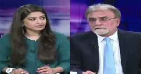Bol Bol Pakistan  – 22nd November 2017 - Nawaz Sharif Ki NAB Court Mein Paishi thumbnail