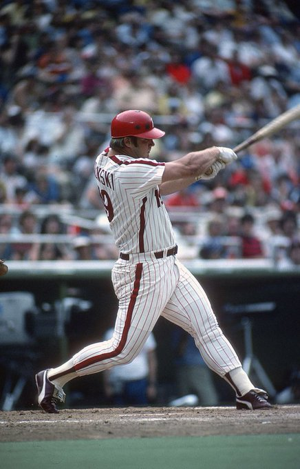 Happy birthday to the \Bull\, Greg Luzinski, who turns 67 today. Check out the thigh muscles