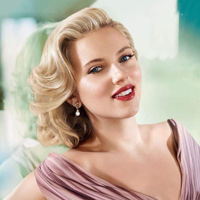 Happy 33th Birthday Scarlett Johansson