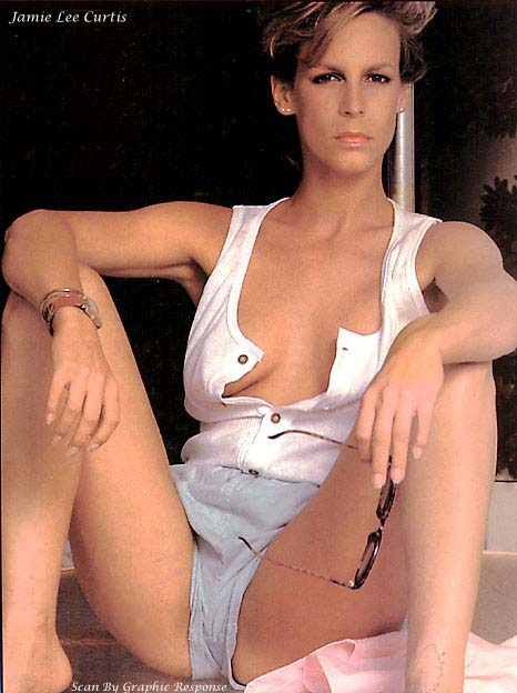 Happy Birthday to the beautiful and talented Jamie Lee Curtis, from FHMP!