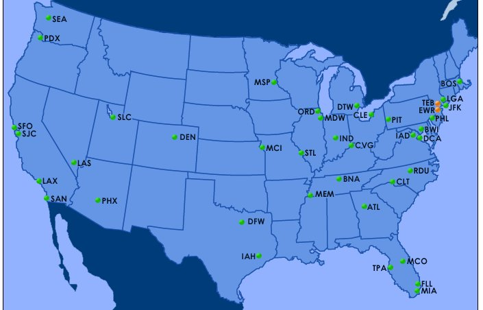 Map Of Us Airports My Blog Airports In India India Airports Map - Map of all us airports