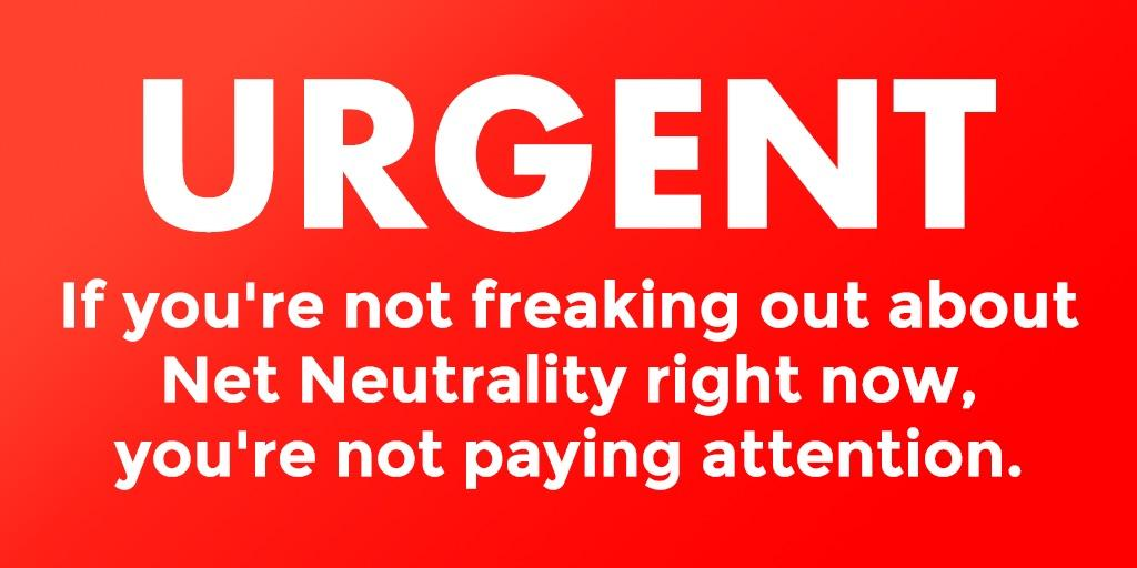 Once again the FCC is trying to restrict the people's internet freedoms. The free flow of information is critical for the arts, sciences, and global political relations. Don't let the fcc reward data only to the families that can pay. Call your local rep. https://t.co/Nmg9rtaz6h