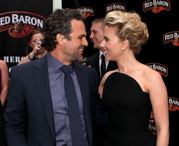 And Happy Birthday to Mark Ruffalo & Scarlett Johansson