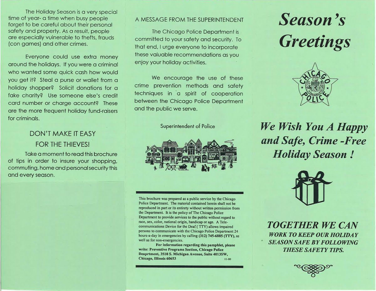 Chicago pd 12th dist on twitter seasons greetings from the 12th chicago pd 12th dist on twitter seasons greetings from the 12th district we wish you a happy and safe crime free holiday season kristyandbryce Choice Image