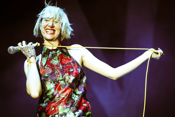 Happy birthday to Karen O of Yeah Yeah Yeahs!