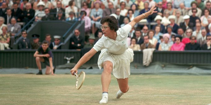 Happy 74th birthday to trailblazing tennis star