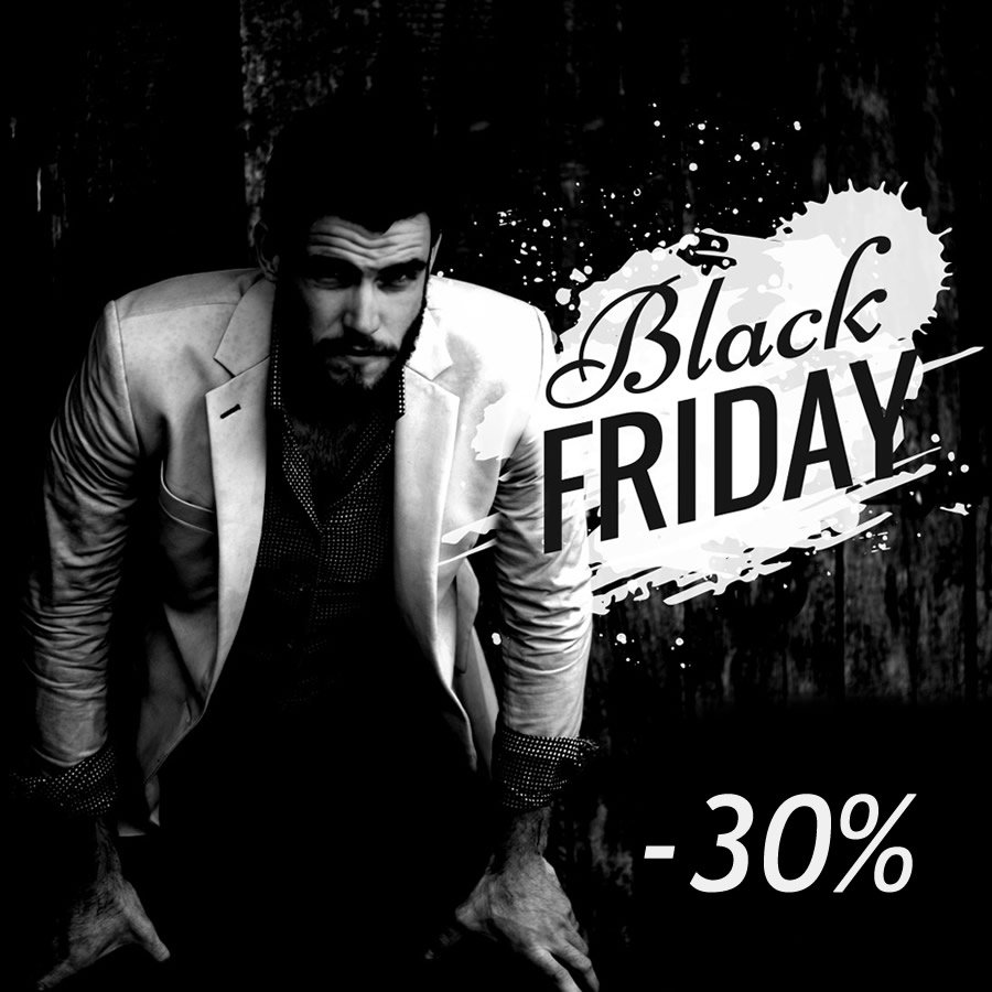 Black Friday 👉 ¡30% OFF! ▪ The best discounts of the year ✅ ▪ Use the code: BLACKFRIDAY17 ✅ ▪ Only until 26/11/2017 🚀 Save Now: ⏩ https://t.co/aXkebVfcSn ⏪ https://t.co/M7muvWt4ey