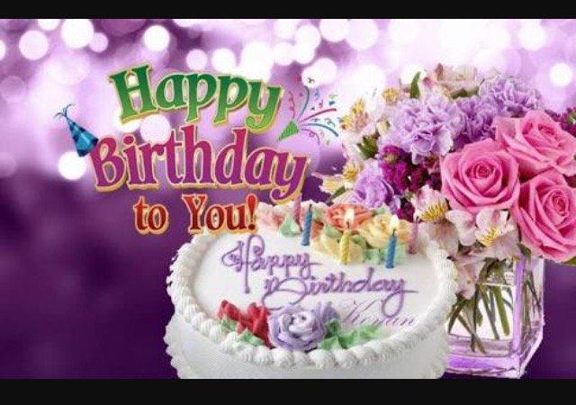 @HamnaIUHbehna Wishing u birthday full ov Beautiful moments and Wonderful Memories  haapppiiieee baddddyyyyy miiii waaadddii wallii bjii  Most sweetest person ever i had talked may u have a very happy healthy n long life Ameen.. #PartyHard  <br>http://pic.twitter.com/d0fUz9OMph