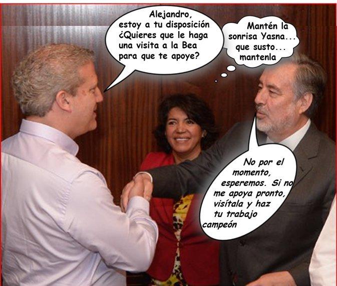 RT @AtacamaEnMarcha: La nueva incorporación de @guillier a su comando @ricardorincon1 'mano de piedra' https://t.co/UoHV0pfKd7