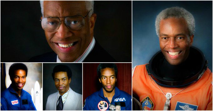 Happy Birthday to Guion Bluford (born November 22, 1942)