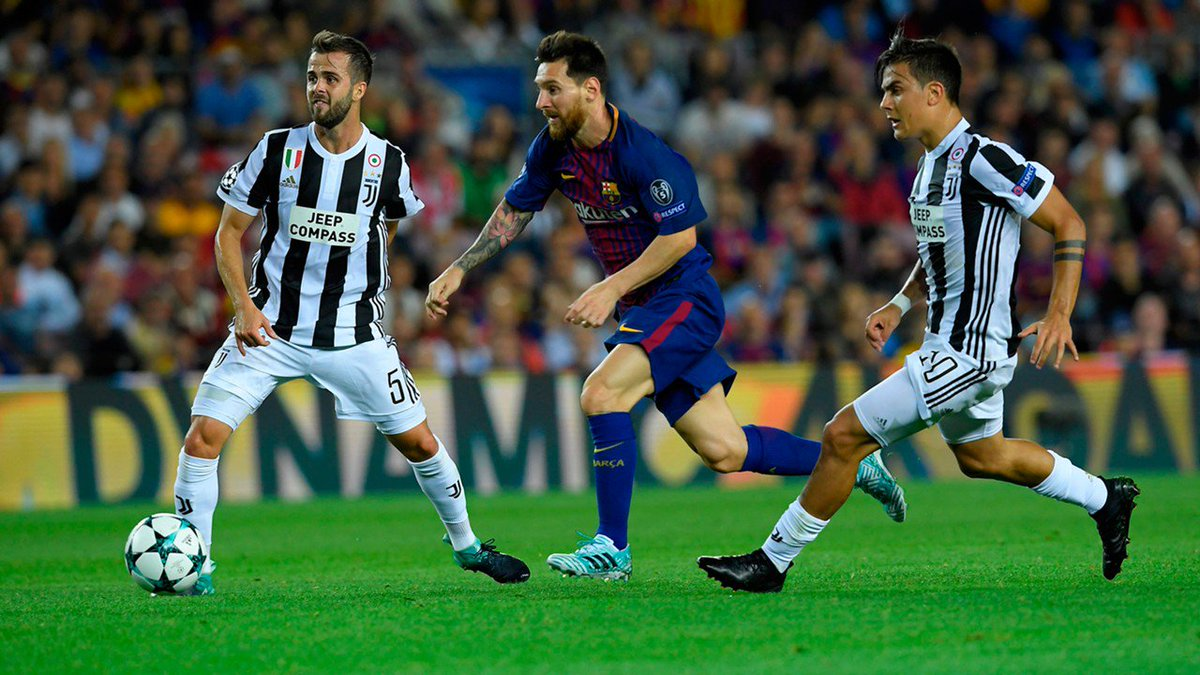 #AcciónLSR Juventus vs Barcelona, dónde ver en vivo jornada 5 de la Champions League https://t.co/ri1Z3KNhSH https://t.co/jvq6PbNkSL