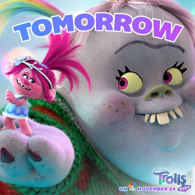 Trolls Holiday On Nbc >> DreamWorks Trolls (@Trolls) | Twitter