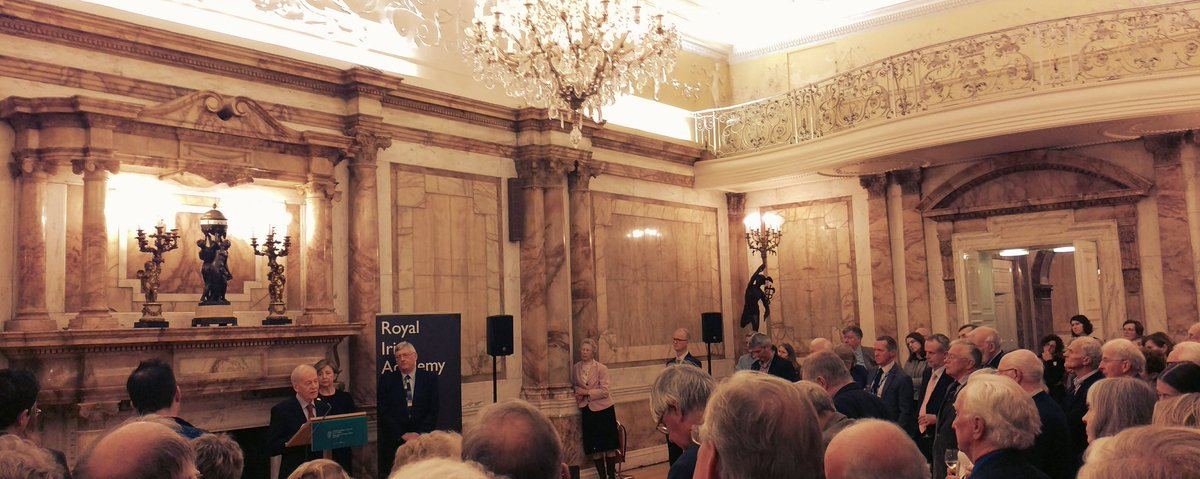 Difp On Twitter Large Crowd Present At Launch In Iveagh House