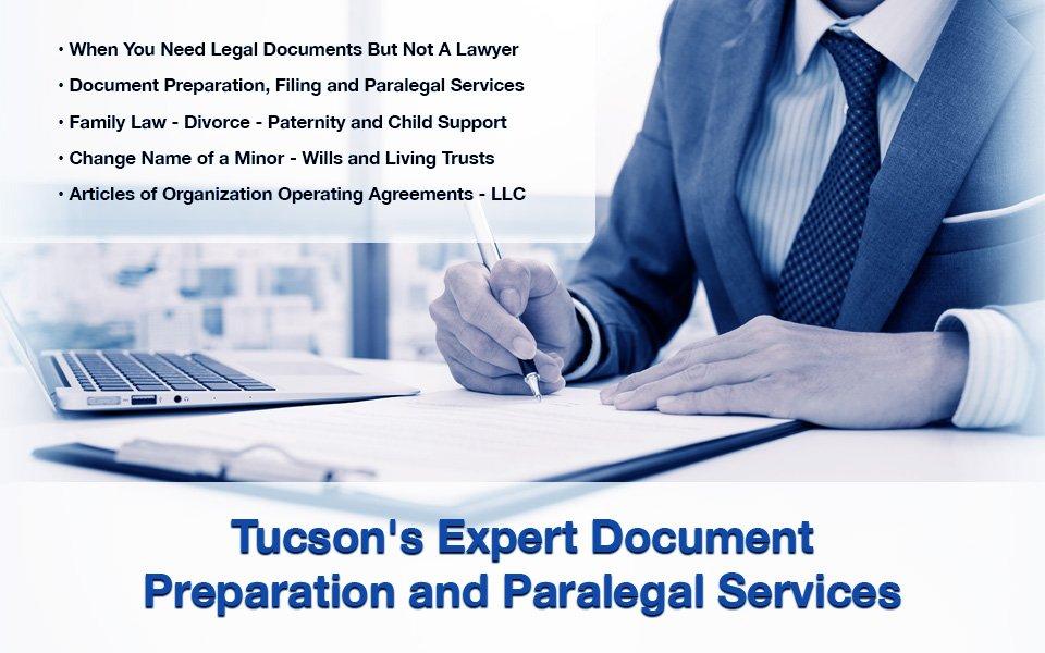 Tucson Legal Docs Tucsonlegaldocs Twitter - Legal document preparation business
