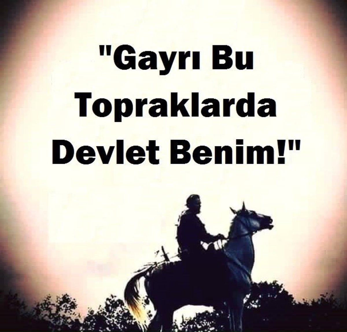 RT @pusatyilmazz: #FetihGünü Ertuğrul Gazi nin öfkesi bize bu güzel toprakları vatan kıldı https://t.co/zLJmliXXtt