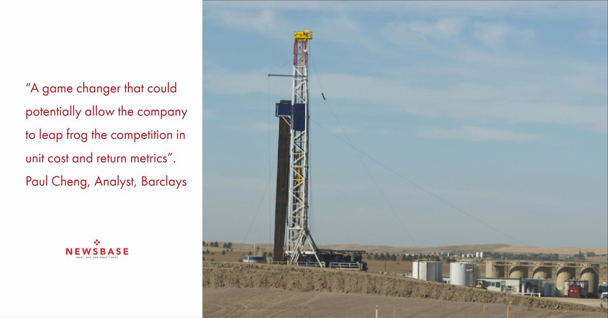 The Long Game! @exxonmobil Takes Lateral Drilling To New Lengths. #ExxonMobil, despite being a relative latecomer to the #shale industry, is pushing the boundaries of what is possible for lateral lengths in horizontal wells.  http:// bit.ly/2zijURc  &nbsp;   #unconventional #gas #lng #oil<br>http://pic.twitter.com/VmQVztu4Bd