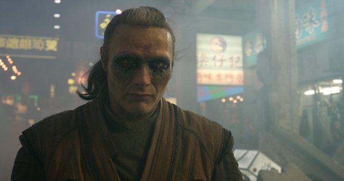 Happy birthday to Mads Mikkelsen! He played Kaecilius (Villain) in Doctor Strange movie!