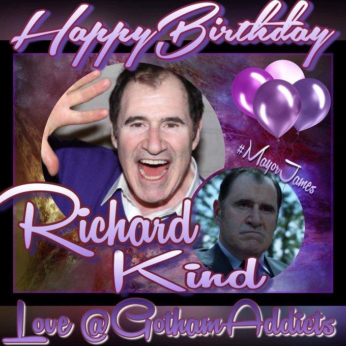 Happy Birthday to Richard Kind!