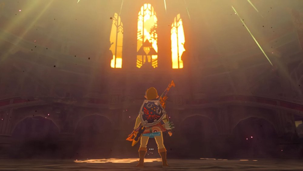 The Legend of Zelda #BreathoftheWild se lleva el su primer #GOTY 🏆 https://t.co/r3OZ9gmLQZ https://t.co/AqABcauqPd