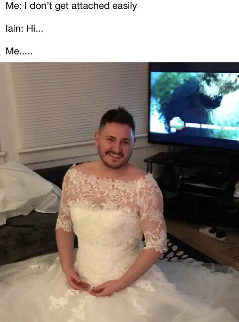John Mcfaul On Twitter Me When I Met My Boyfriend Meme Memes Gay