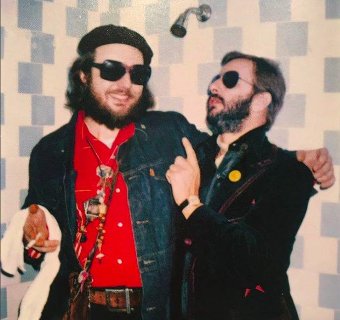Dr John On Twitter For Thanksgiving Eve Dr John Ringo Starr