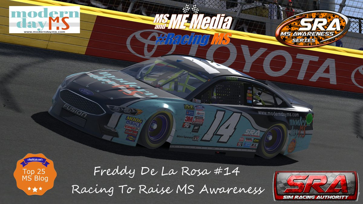 @MSGlobalSupport &amp; @MSandMeRadio Welcomes @moderndayms To Our #RacingMS #MultipleSclerosis Awareness Campaign!  Join Us @  http:// autoracingms.com  &nbsp;   and help spread #MS Awareness! #sports #Nascar #Racing #health @OhioHealthMS #disability #gaming #Racing #chroniclife<br>http://pic.twitter.com/7ZVbFkomow