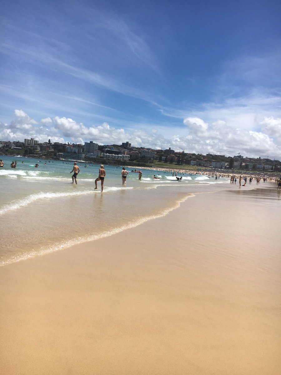 #BondiBeach #Sydney #Australia #Bondi ht...