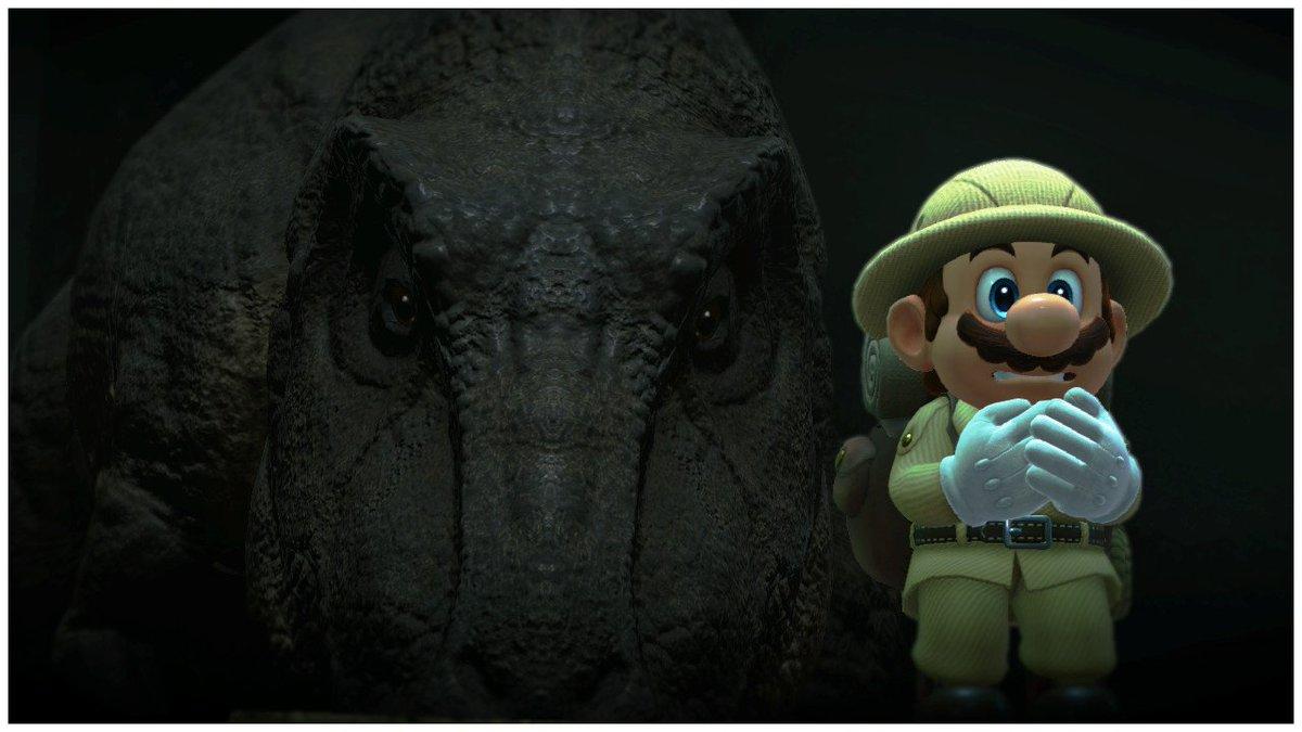 RT @InsecureFlaky: Mama send help... #SuperMarioOdyssey #NintendoSwitch https://t.co/yTI47YcZmH