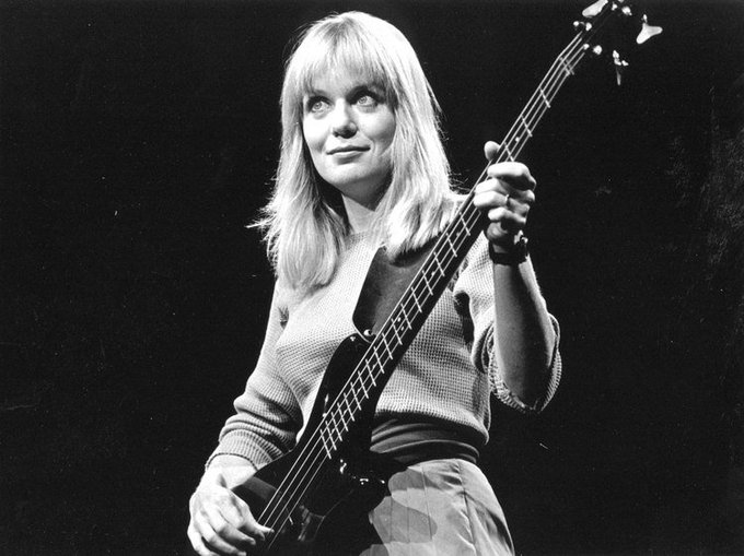 Happy birthday to Tina Weymouth:
