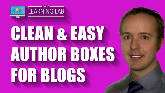 Easily Create An Author Box That Matches Your WordPress Theme  https:// goo.gl/T7Ad74  &nbsp;   #Tutorial #wordpress #wp<br>http://pic.twitter.com/hROtkpE4R4