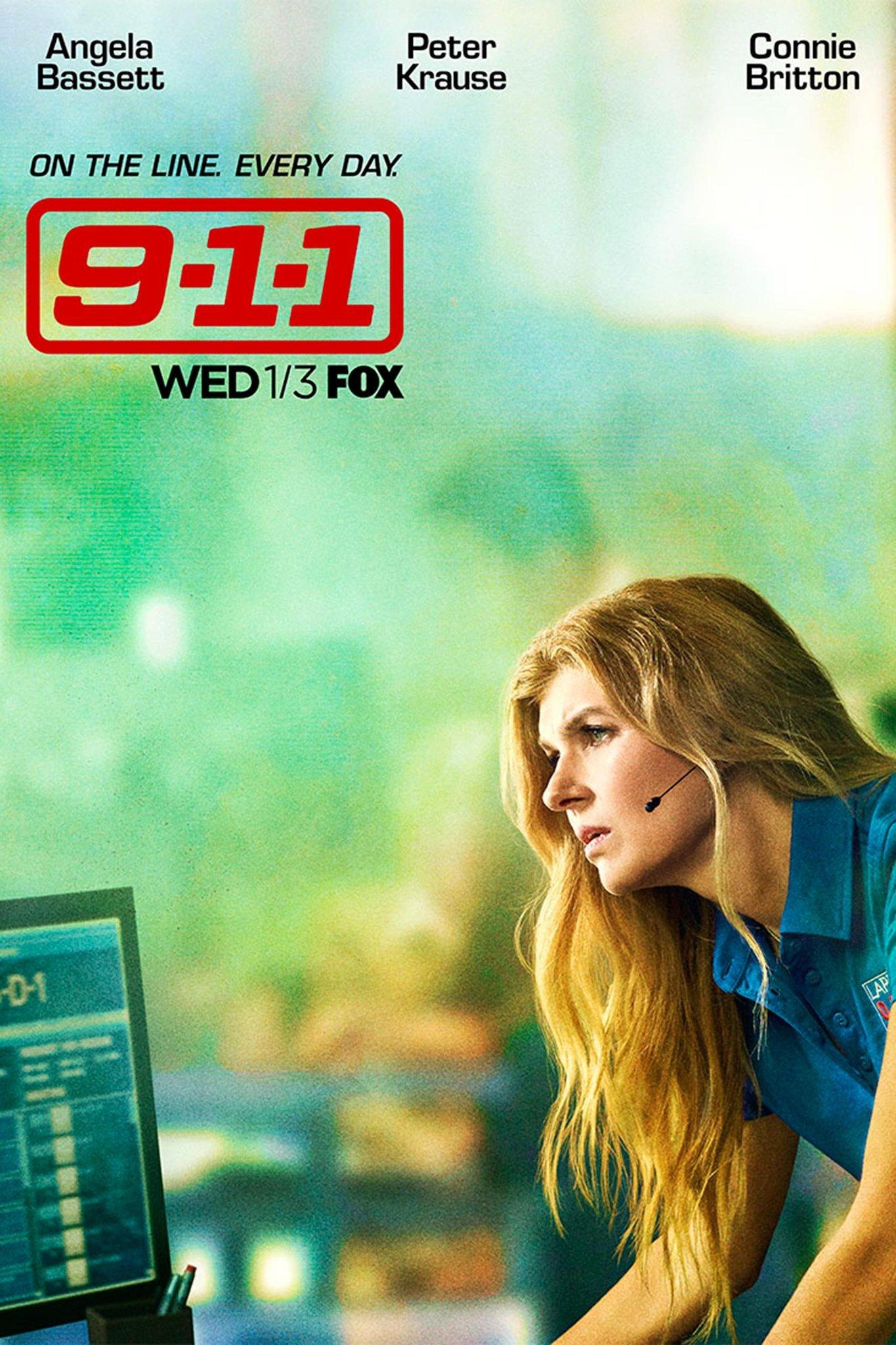 9-1-1  S01E02 HD 720p – 480p [English]