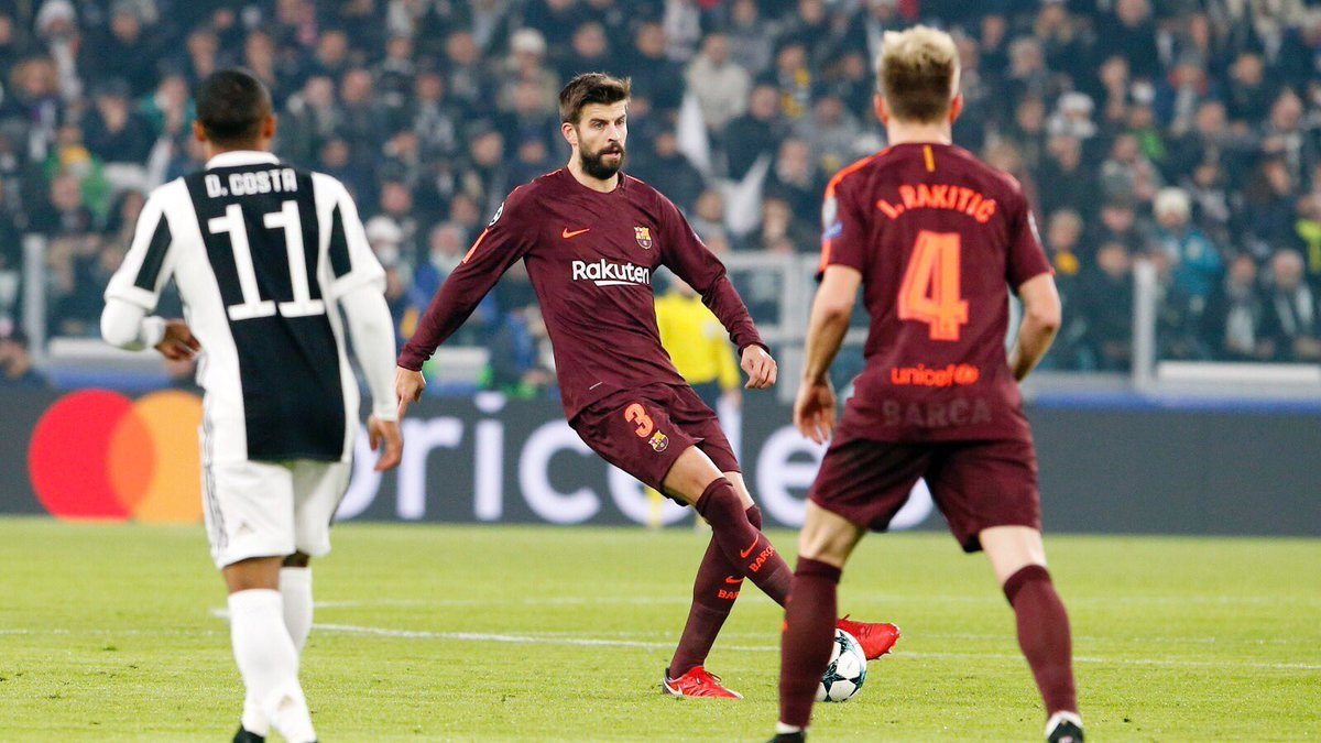 RT @3gerardpiqueHQ: Qualified! #JuveBarça https://t.co/aKegZncYzS