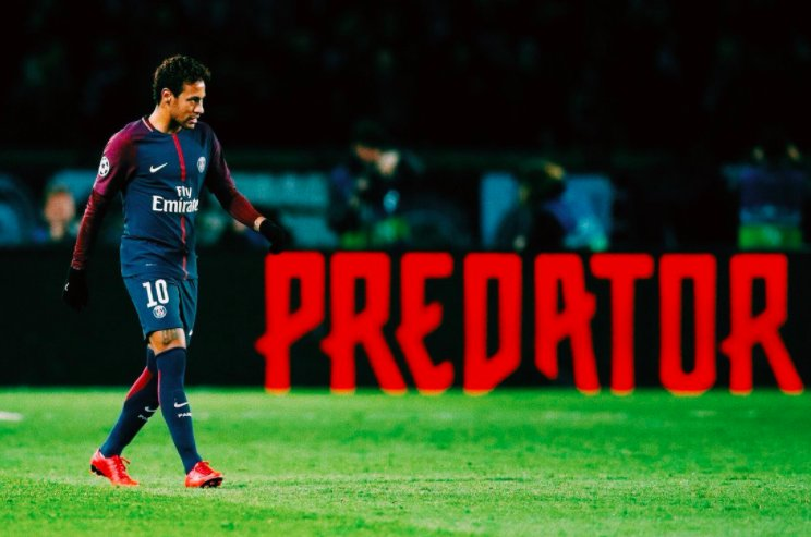 Neymar Jr. for @PSG_Inside:   🇫🇷 Games: 14 ⚽️ Goals: 13 🎯 Assists: 8  👑 The Prince of Paris https://t.co/yBIDC1tdT9