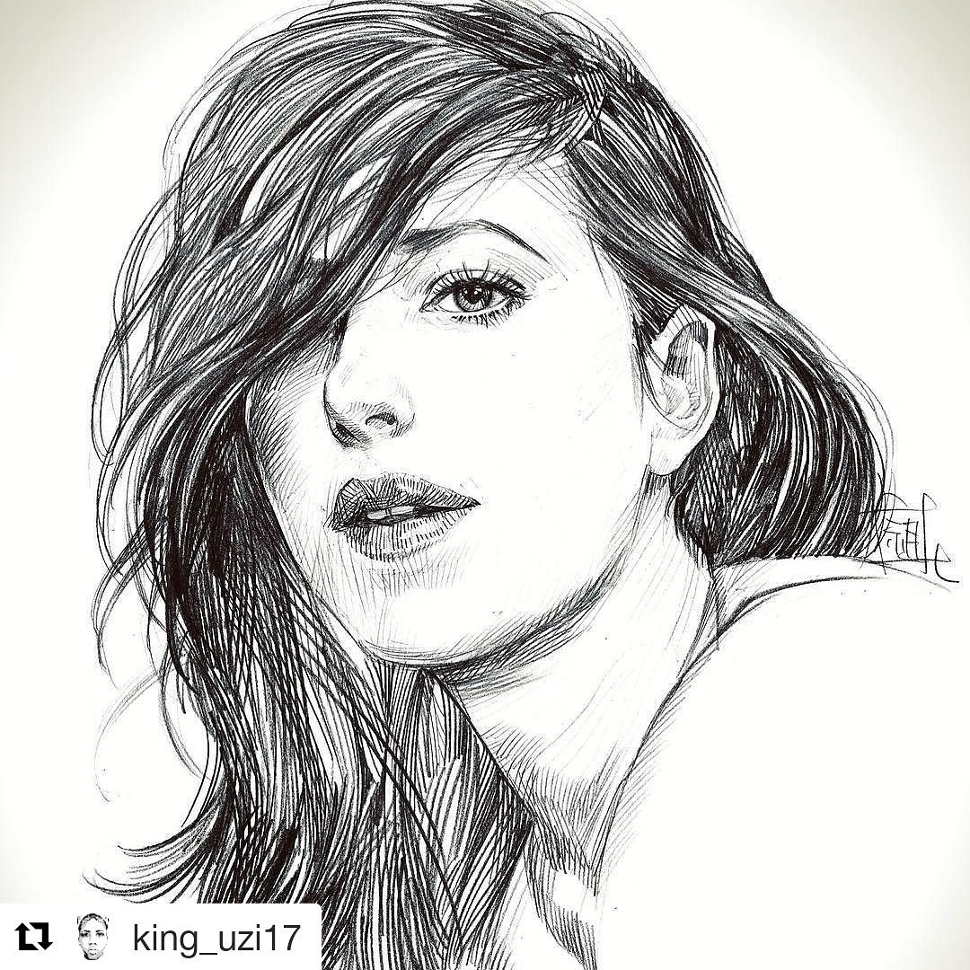 Beautiful fan art of Dakota  #Repost @king_uzi17 (@get_repost) ・・・ Follow @king_uzi17 #art #anime #drawing #pencil #actress #dakotajohnson #sketch #FiftyShadesofGrey<br>http://pic.twitter.com/FP6JuaoVIm