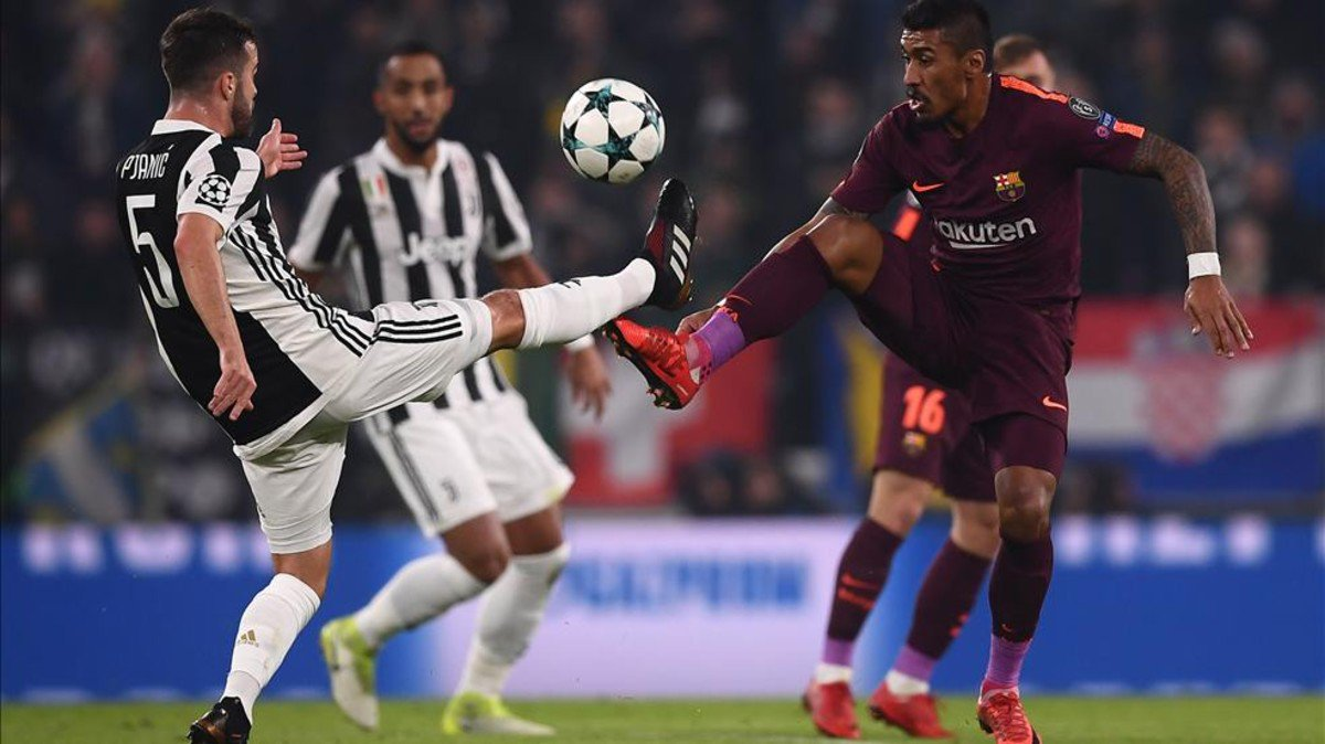 #AcciónLSR Barcelona empata con Juve y está en octavos de Champions League https://t.co/1V198o5kHE https://t.co/2thSKUL6iv