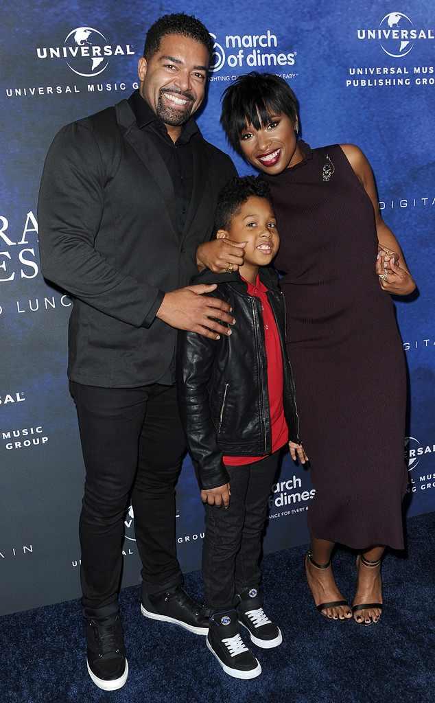 (Jennifer Hudson's Son to Spend Thanksgi...