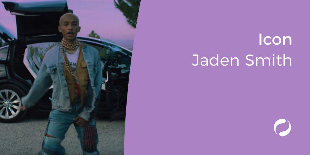 NUEVO. @officialjaden - Icon.  Es parte...