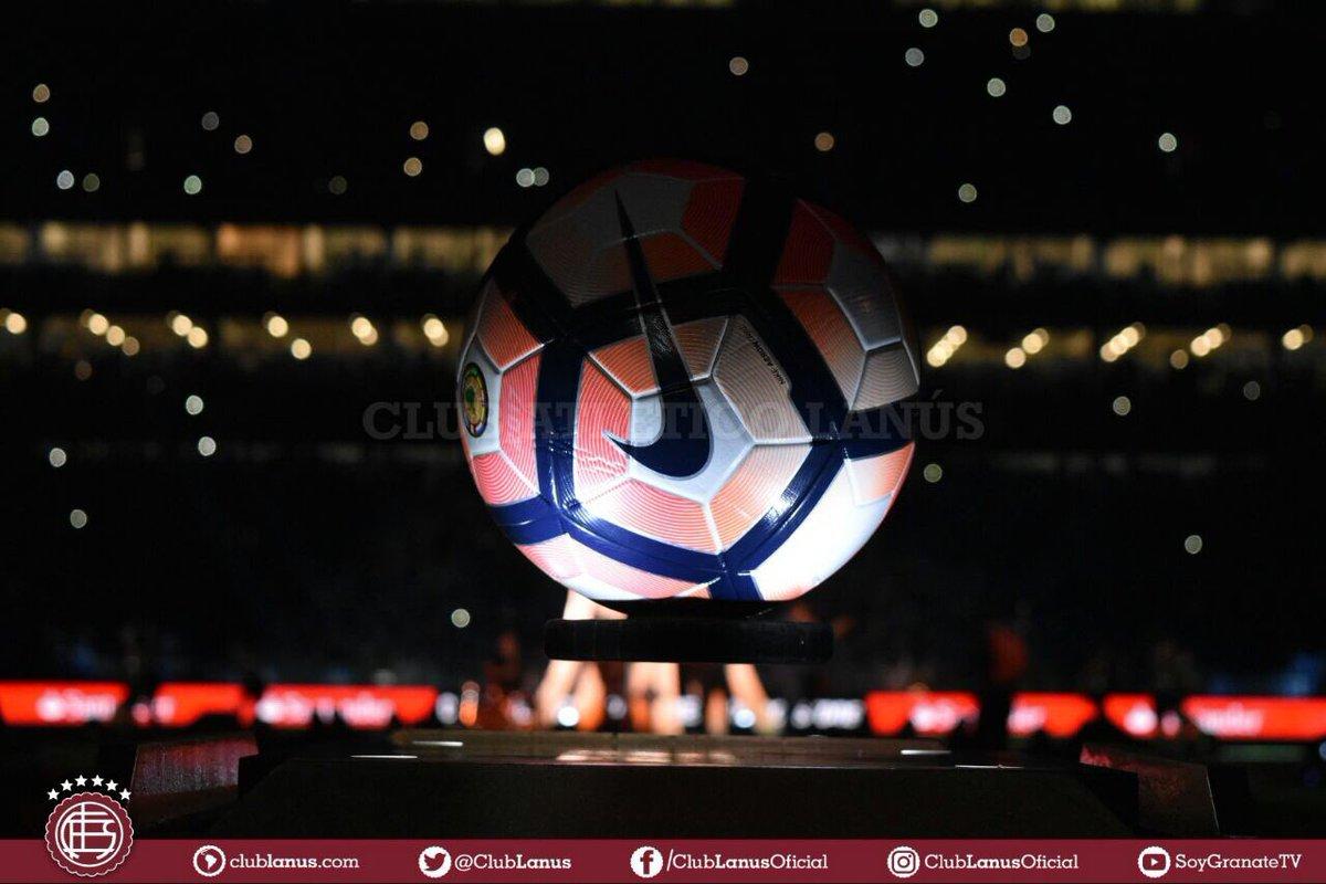 RT @clublanus: ¡Fiesta en la Copa Libertadores de América! ¡Y estamos en el juego decisivo! ¡Vamos los #Granates! https://t.co/XphXU8jbWO