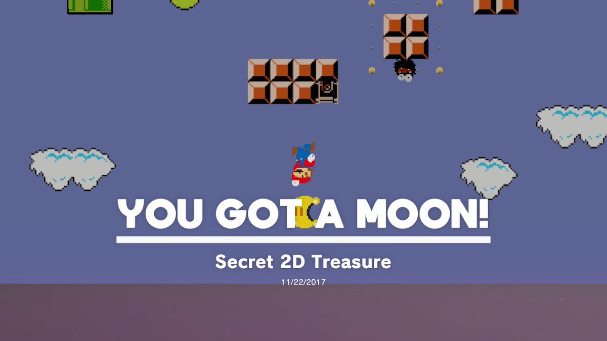 RT @dinobuttz: By and far the worst moon challenge in this whole game #SuperMarioOdyssey #NintendoSwitch https://t.co/P5Fu0YAWKp