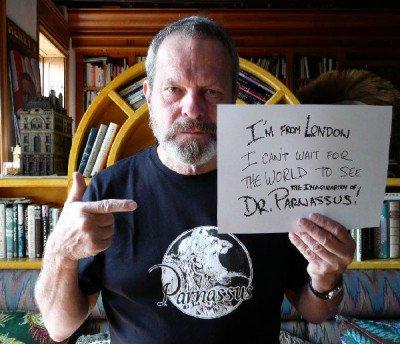 Happy birthday to Terry Gilliam!