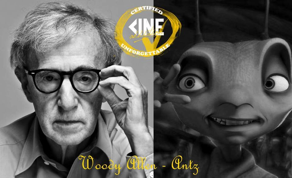 #CertifiedUnforgettable: #WoodyAllen in...