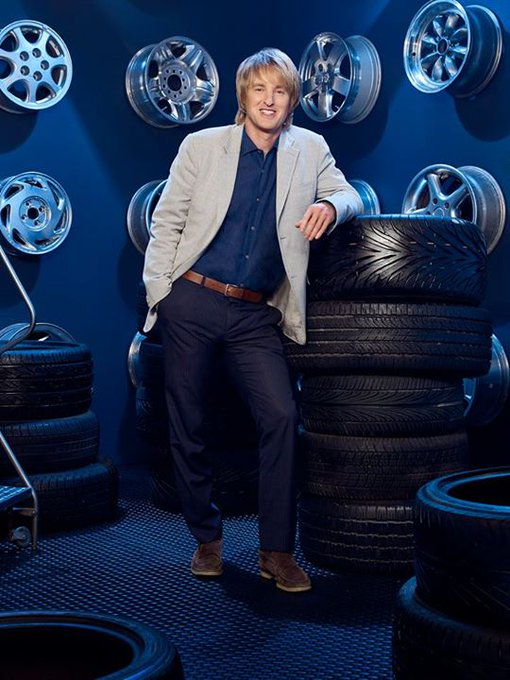 It s another victory lap for the talented voice behind Lightning McQueen. Happy birthday, Owen Wilson!