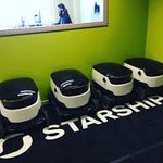 @BethLilyRace @The_PlugSeeker +20 WATCHING/ #LastMile, GeoMapped, #Autonomous: #Drone, #Drones, #DeliveryDrones, #CargoDrones Of The Surging Global #ElectricFueledVehicle: #EV #ZEV #ZeroEmission Industry.  These From @StarShipRobots As Seeded By @Daimler!