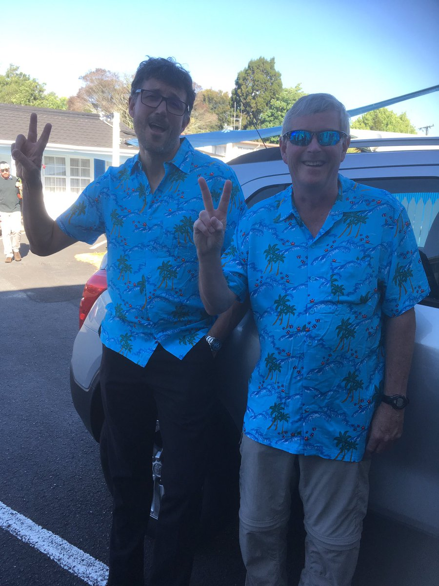 Let&#39;s do this #UC_FERG @GusMcI @jonharding333 #FlowerPower #Hawaii5-0 or #MiamiVice ?#IMAVNZ<br>http://pic.twitter.com/aknw5PdBWO