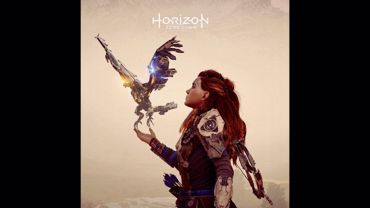 ホライゾン大好きマンです。 #HorizonZeroDawn #TheFrozenWilds  #HZDPhotoMode #Aloy #PS4Pro https://t.co/dqiZX5R9PE